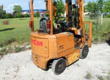 TCM FB15-6 1500 кг.