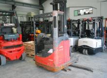 LINDE-R14-TRIPLEX-6995MM-1,4T 1400 кг.