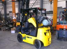 HYNDAI 15L-7M-TRIPLEX MAST  1500 кг.