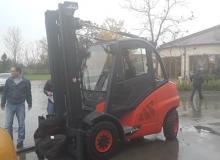 LINDE H50D 5000 кг.