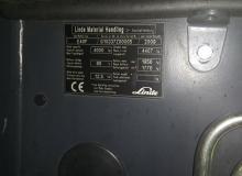 ЕЛЕКТРОКАР LINDE E40P 4000 кг.