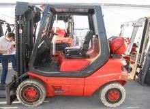 LINDE H25-02 2500 кг.