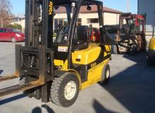 МОТОКАР YALE GLP30VX No:B875 B20651H / 2010Y / LPG / 3F460 3000 кг.