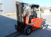 МОТОКАР BT C4G 250E / SN:CE292971 / 2.5t / 3F450 / LPG / 2006 2500 кг.