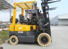 МОТОКАР TCM FG15N18-/VHM500,GASOLINE,SH/-1603332 1500 кг.