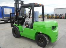 МОТОКАР OSAKA CPCD50-RXW35 / SNA2AC01943 / PERKINS 1104D-44 / VM350 / CASCADE 5000 кг.