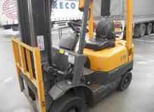 TCM FG15N18-/VM330/LPG 1500 кг.