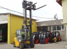 Jungheinrich DFG 6702 7000 кг.