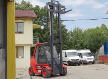 Linde H50D-2002 5000 кг.