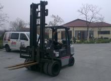 МОТОКАР NISSAN UGD02A32PQ  No: UGD02E702242 /  MAST:2W450 / 3.2t / 2006Y / LPG 3000 кг.