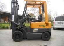 TCM FD15Z18-VM300/DIESEL 1500 кг.