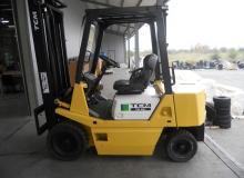 TCM FG25N2S/VM360/LPG 2500 кг.