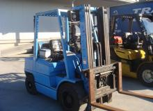 МОТОКАР HYSTER H3.00XM No:D177 B10149R / 3F460 / 3.0t / 1994Y / LPG 3000 кг.