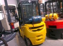 МОТОКАР JUNGHEINRICH TFG 320s 1600 кг.