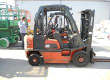 UDO2A25PQ 2500 кг.