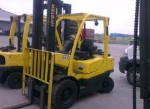 МОТОКАР HYSTER H2.5FT / L177B11037D / DUPLEX 4300 / 2006y 2500 кг.