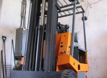 Електрокар EV 687.45.10 1000 кг.